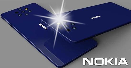 诺基亚10 PureView渲染图曝光,搭载Snapdragon855Plus或865CPU