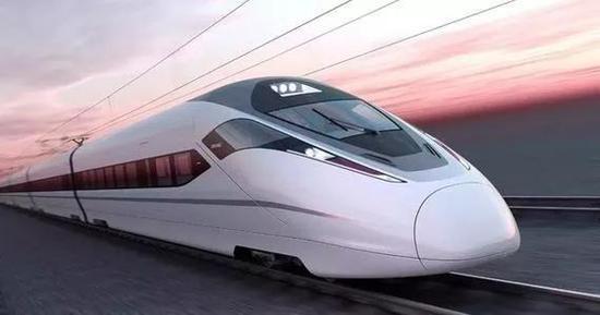 这是我国高铁自主创新的又一重大标志性成果。