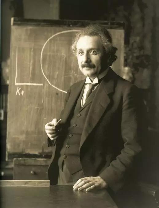"""爱因斯坦和诺贝尔奖的""""恩怨"""""""