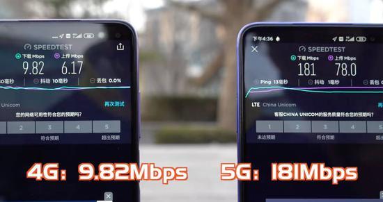 春节干货:5G比4G抢红包快?真相来了