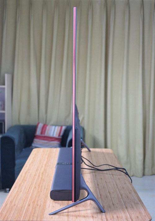 分体设计的小米电视 3