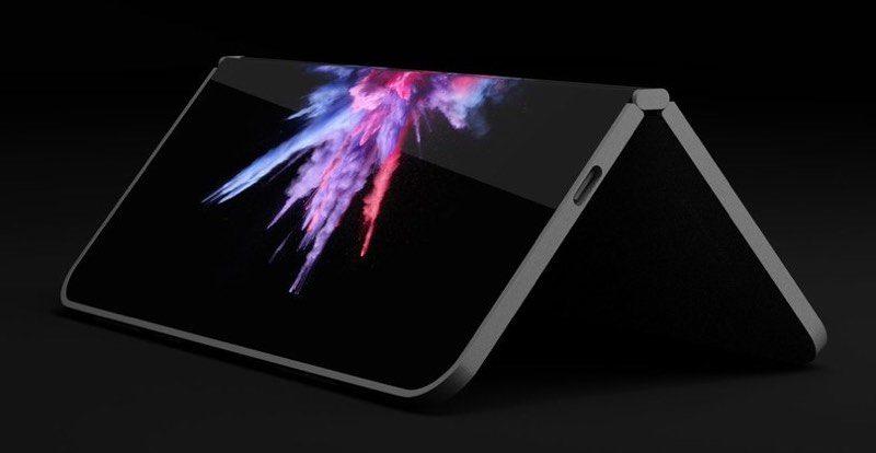 微软在做双屏Surface 模样让人想起中兴手机