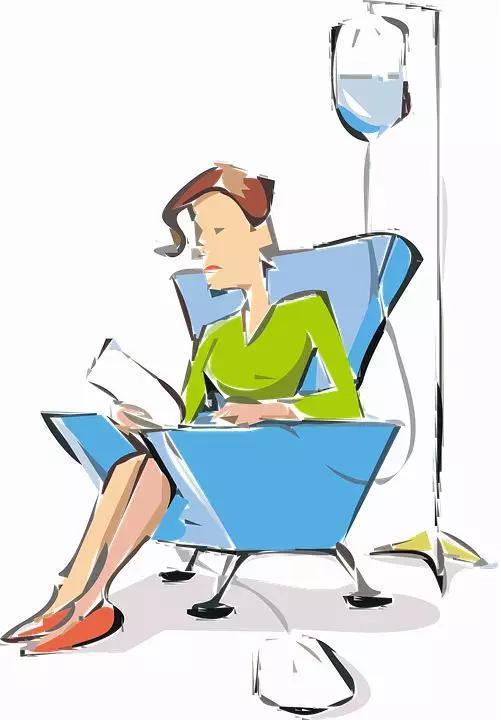 ▲化疗是很多乳腺癌患者会批准的治疗方式(图片来源:Pixabay)