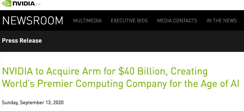 """英国芯片公司ARM要和软银告别"""""""
