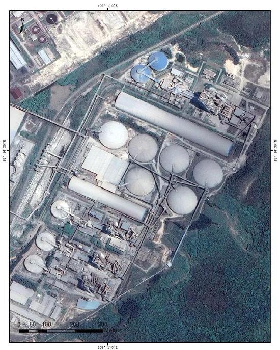 (I)海南的水泥厂