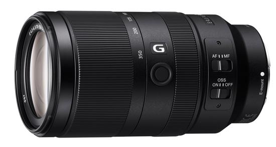 超遠攝變焦鏡頭E 70-350mm F4.5-6.3 G OSS