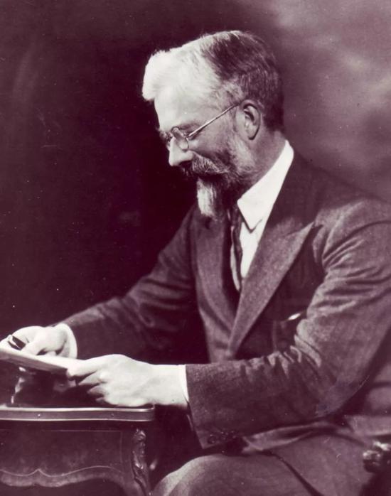 统计学家罗纳德·菲舍尔。图片来源:维基百科