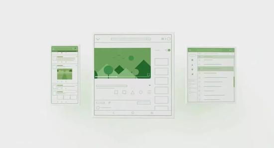 Android QBeta 3閫傞厤鎶樺彔灞�