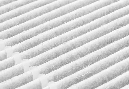 H12级以上的高效过滤网可阻隔污染