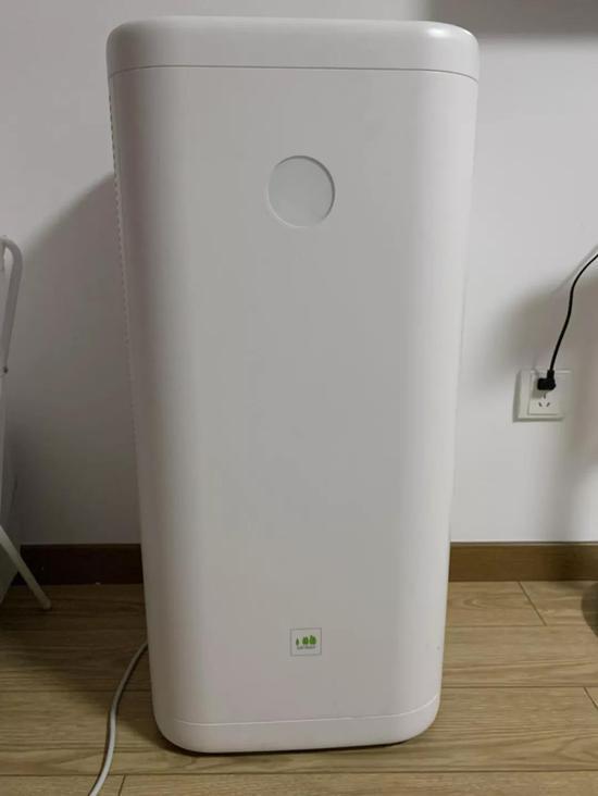 王先生的畅呼吸空气净化器