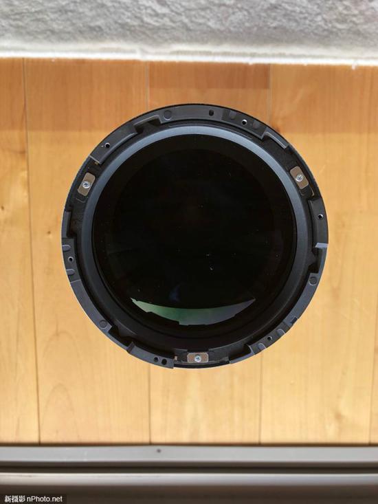 索尼FE 200-600mm f/5.6-6.3 G OSS外观曝光