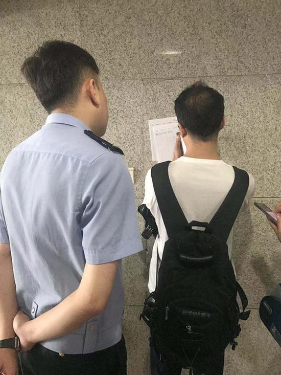 澎湃新闻记者 张宁 摄