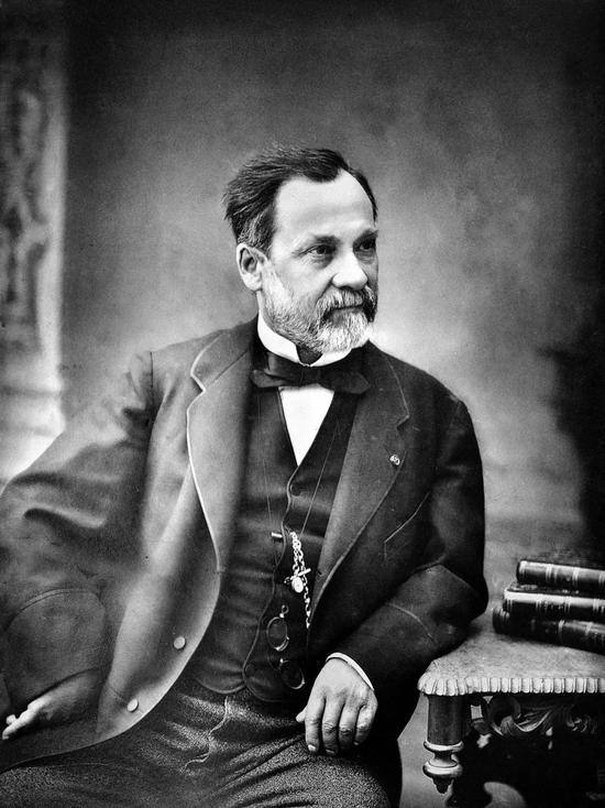 巴斯德(Louis Pasteur,1822―1895)