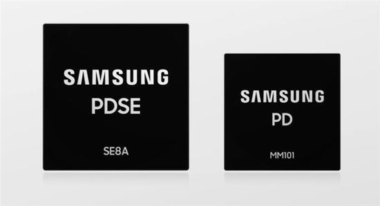 三星两款Type-C电源控制器芯片 支持100W快充 三星Galaxy S10 5G中快充电25W