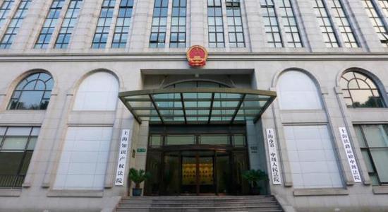 上海知识产权法院 原料图
