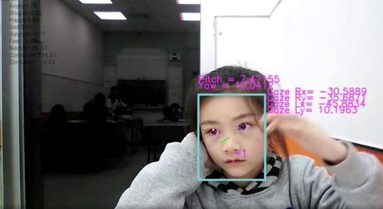 AI人臉識別進教室,你接受嗎?