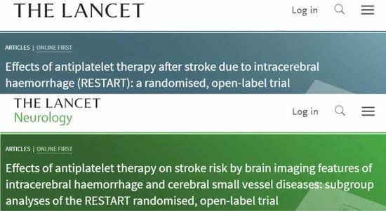 博亚体育来源:Lancet官网