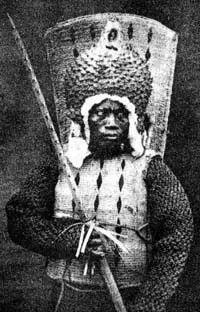 一名瑙鲁男性,1880年