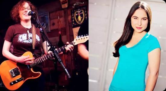 摇滚歌手:萨拉·平斯克,枪械专家:黄士芬