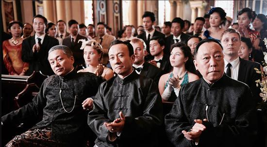 《远大前程》汇集了诸多大牌演员。