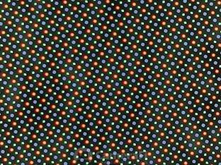 左為Pentile排列(圖片來自維基百科) 右為鉆石排列