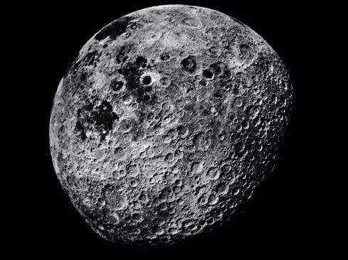 中国将在本月晚些时候重返月球。来源:NASA/SPL。