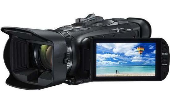 家庭4K摄像机的首选 佳能即将发布VIXIA HF G50