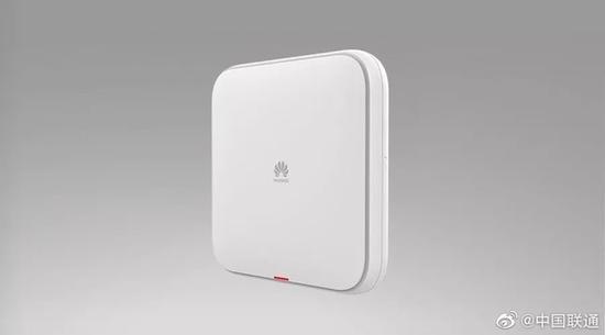 Wi-Fi 6 AP(图取自微博)