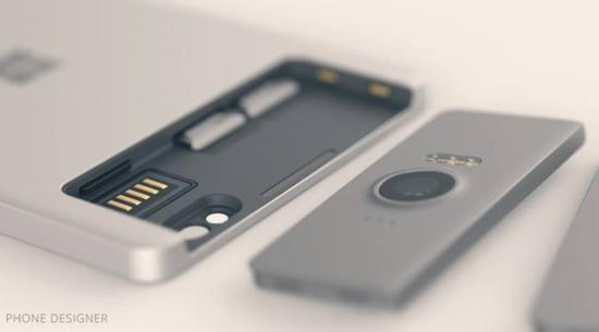 微软分割式摄像头系统专利,可避免可折叠双屏设备的...
