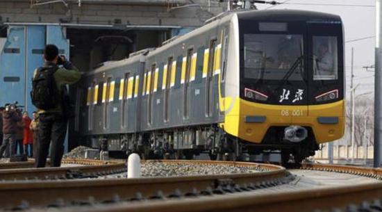 北京地铁6号线,被认为是北京地铁当中噪音和振动最严重的线路
