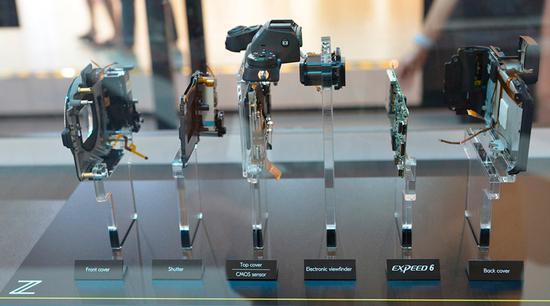尼康接受媒体采访表示将推定位低于Z6的全幅无反相机