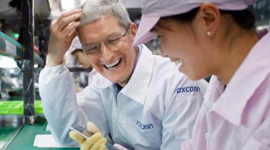 调整iPhone本身的生产成本可降低征收关税的影响