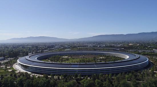 """苹果组建""""秘密团队"""" 研发卫星直接数据传输到设备"""