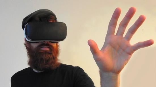 苹果AR运动手柄可能会在不覆盖手部的情况下检测到手指