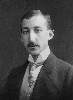George de Hevesy,一个别样的战时英雄。图片来源:Wikimedia