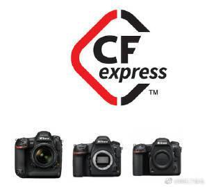 尼康将在年内为D5、D850、D500单反固件升级 以支持CFExpress卡