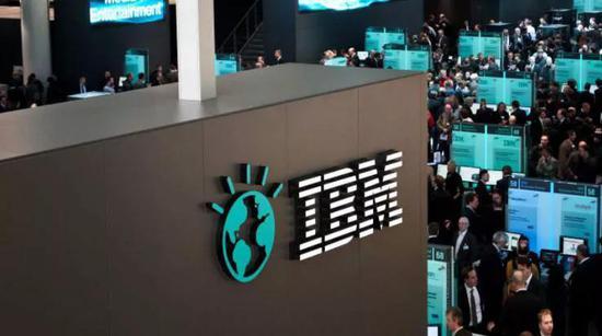 说实话,在历史上,IBM一直都很强