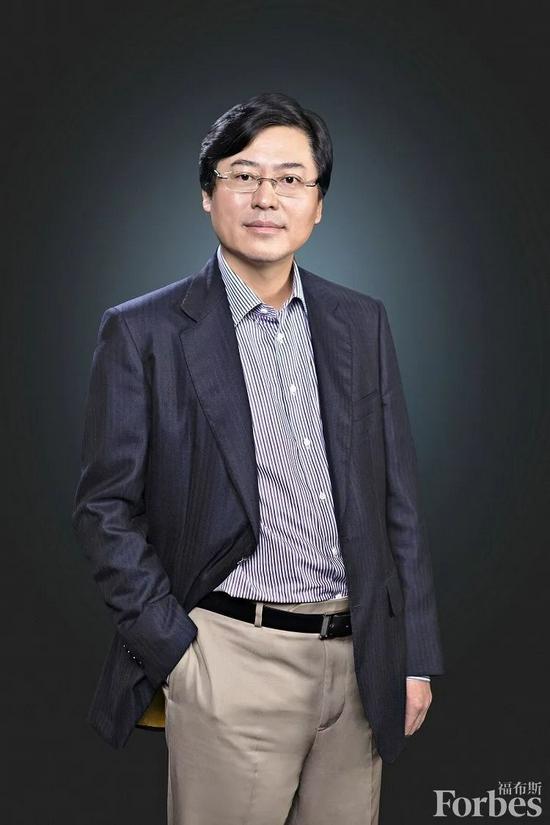 联想集团董事长兼CEO杨元庆 图片来源:联想集团