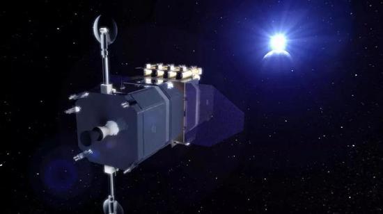 LWS方案中第一颗上路的卫星SDO