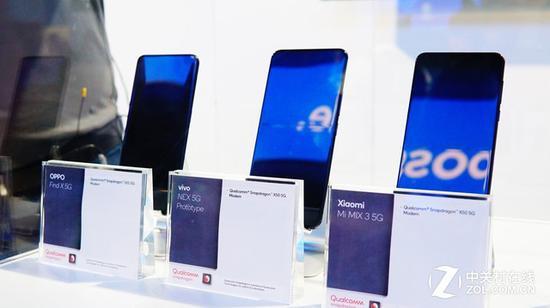 国产手机厂商抢先5G布局