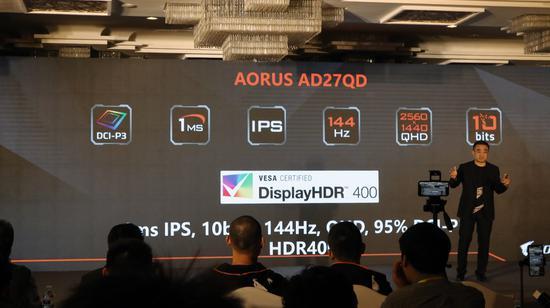 AORUS RTX 2070 GAMING BOX作为上代产品的接力产品