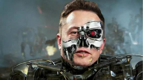马斯克的雄心:打不过AI,就成为AI