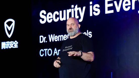 亚马逊CTO:安全不只是技术问题 没有人能置身事外