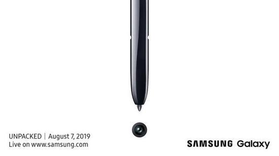 三星Galaxy Note10发布会全预测