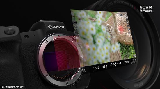 佳能旗舰级EOS R相机将于2021年发布