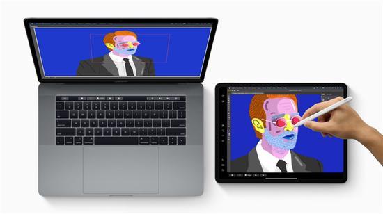 苹果推出macOS Catalina系统,旧款Mac/iPad不支持使用Sidecar功能