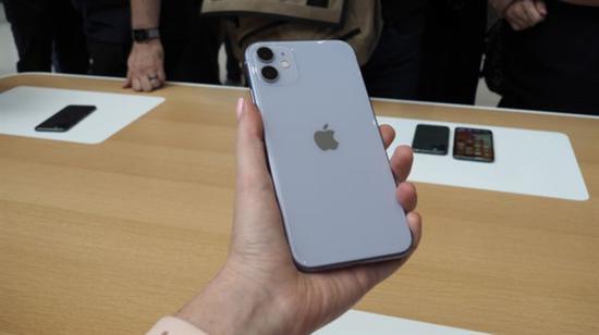 iPhone 11拉动苹果手机9月份在中国市场的...