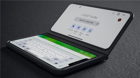 CastAway手机保护壳发起众筹,为智能手机打造第二块屏幕