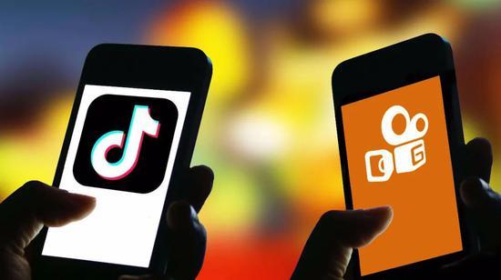 抖音快手的新竞争:谁将成为短视频第一股