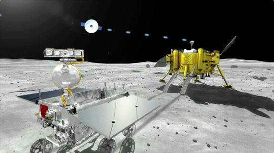 人类探索宇宙的意义_首颗地球轨道外专用中继通信卫星开启探月新征程|鹊桥|月球 ...